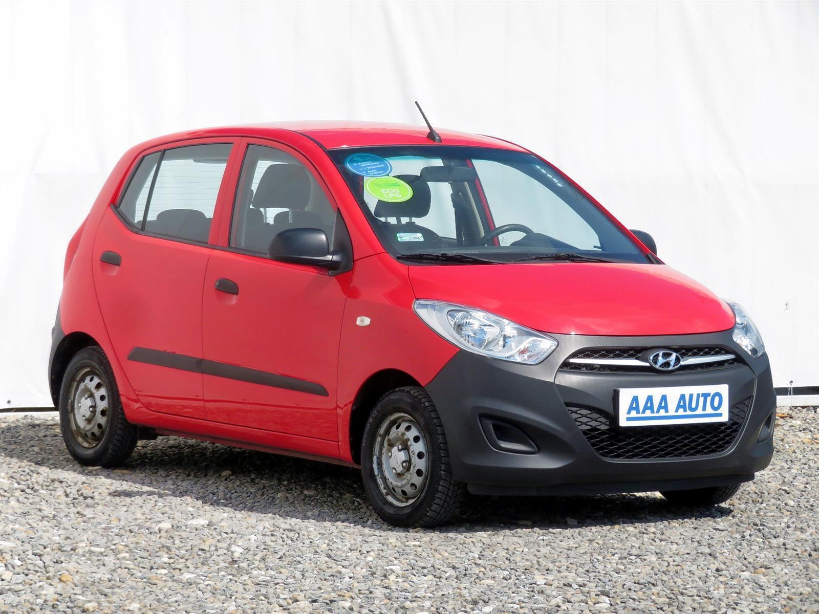 Hyundai i10 1.1 51kW hatchback benzin