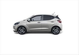 Hyundai i10 1,0   Comfort Go hatchback benzin