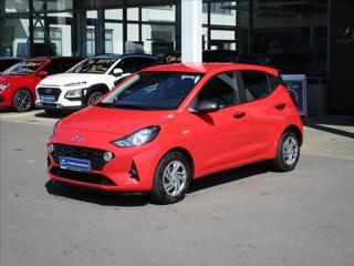 Hyundai i10 1,0 1.majitel, tovární záruka  Comfort GO hatchback benzin