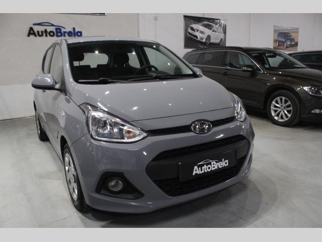 Hyundai i10 1.0 Klima Koupeno v ČR hatchback benzin
