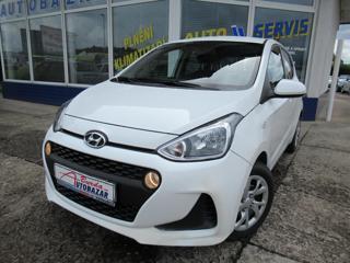 Hyundai i10 0,9i Koupeno v ČR - Klima !!! hatchback