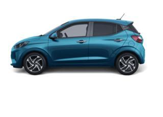 Hyundai i10 1,0i i  Comfort Go hatchback benzin