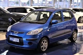 Hyundai i10 1,1 i 49 kW Klima Serv.Kniha hatchback benzin
