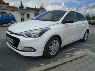 Hyundai i20 1.2i Family + GO 42 tis. km koup. v hatchback