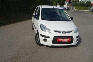 Hyundai i10 49 kW  servisní k. hatchback
