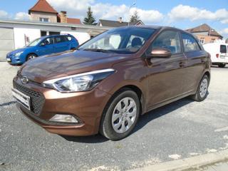 Hyundai i20 1.2i koup. v Čr 42 tis. km. hatchback