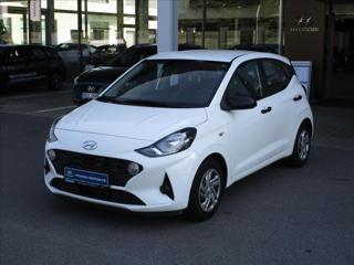 Hyundai i10 1,0 1.majitel, tovární záruka, DPH  Comfort hatchback benzin
