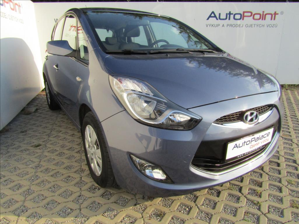 Hyundai ix20 1,6 CVVT  Trikolor 1.Maj ČR hatchback benzin