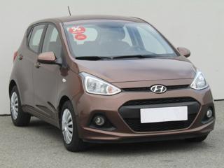 Hyundai i10 1.0i, Serv.kniha, ČR hatchback benzin