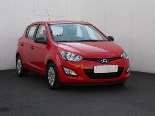 Hyundai i20 1.2, 1.maj, Serv.kniha, ČR hatchback benzin