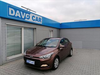 Hyundai i20 1,3 Klimatizace Serv. kniha hatchback benzin