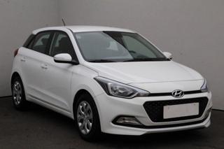 Hyundai i20 1.2i, 1.maj, Serv.kniha, ČR hatchback benzin