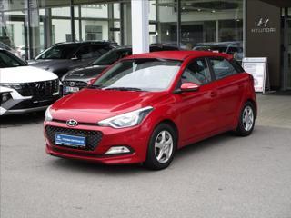 Hyundai i20 1,2 i, 1.majitel, servisní kniha  Family + Club hatchback benzin