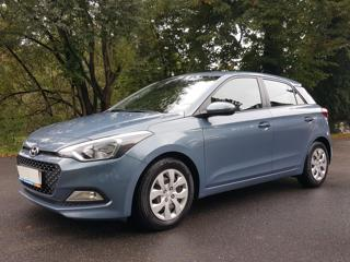 Hyundai i20 1.2i 55kW, CZ, 1. majitel. hatchback