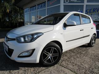 Hyundai i20 1,2i 44 Tis. Km !!! Servisní knížka hatchback