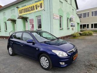 Hyundai i30 2,0i KŮŽE, DIG. KLIMA,DPH,STK hatchback benzin