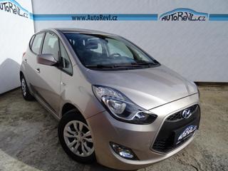 Hyundai ix20 1.4i,66kW,1majČR,82tkm,serv.kn,klim hatchback