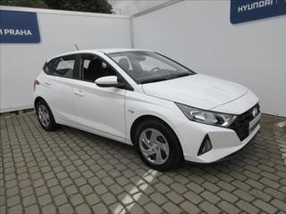 Hyundai i20 1,2 i START ČR DPH ZÁRUKA hatchback benzin