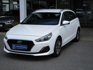 Hyundai i30 1,0 T-GDI, 1.majitel, záruka, DPH  Trikolor Komfort kombi benzin