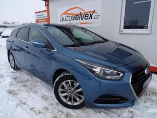Hyundai i40 1.7CRDi,104kW,1majČR,tov.zár,serv.k kombi