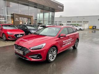 Hyundai i30 1,5 T-GDi MHEV, 7st. DCT  WG Style kombi benzin