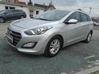 Hyundai i30 1.6CRDi 81kW koup. v ČR kombi