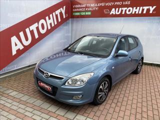 Hyundai i30 1,6 ,ČR, Aut. klima kombi benzin
