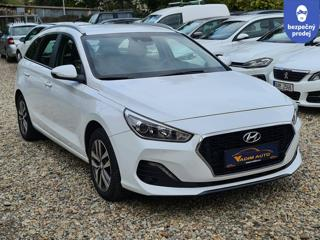 Hyundai i30 1.6Crdi 85kW STYLE NAVI ČR NOVÉ 1.M kombi
