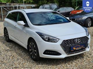 Hyundai i40 1.6Crdi AUTOMAT ČR NOVÉ kombi