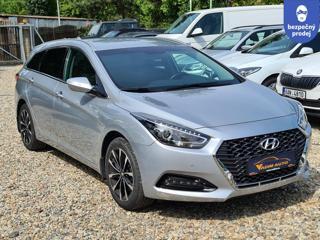 Hyundai i40 1.6CRDi 100kW AUTOMAT ČR NOVÉ 1.MAJ kombi