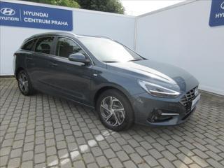 Hyundai i30 1,5 T-GDI 48V WG SMART DCT NAV ČR DPH ZÁRUKA kombi benzin