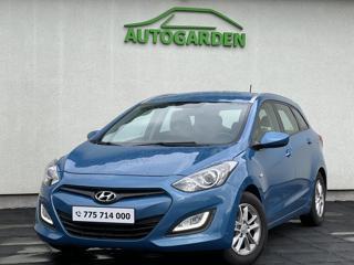 Hyundai i30 1.6i LPG ČR, 1. majitel kombi
