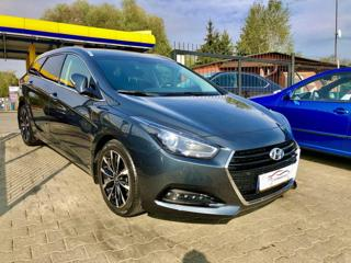 Hyundai i40 1.7CRDi ČR,KAMERA,100%KM kombi