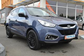 Hyundai ix35 1.7CRDi, S.kniha, Závěs, Panorama SUV