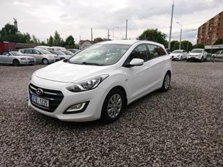 Hyundai i30 1.6CRDi,81W,KLIMA,LED,1.MAJ.ČR kombi
