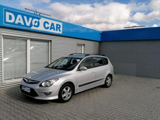 Hyundai i30 1,6 CRDi 66kW Klima CZ Trikolor kombi nafta