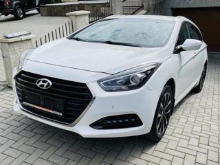 Hyundai i40 1.7 CRDi 104kW Experience ČR kombi nafta