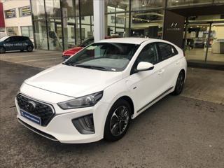 Hyundai IONIQ 1,6 PHEV, 1.majitelk, záruka, DPH, NAVI  SMART liftback hybridní - benzin