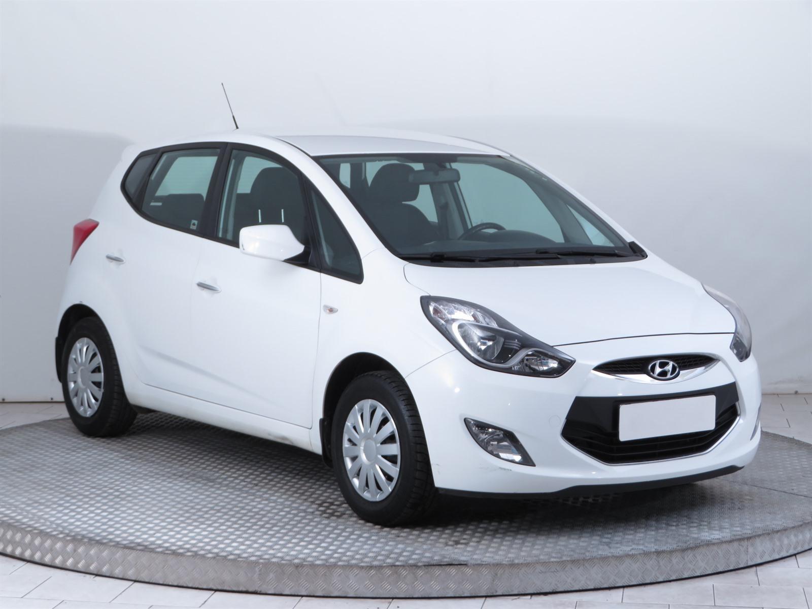 Hyundai ix20 1.4 CVVT 66kW MPV benzin