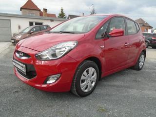 Hyundai ix20 1.4  89 tis. km !! koup. v ČR MPV