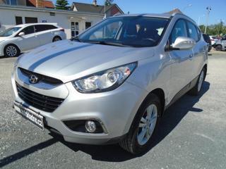 Hyundai ix35 1.6 i 99 kW koup. v ČR SUV