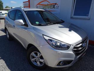 Hyundai ix35 2.0CRDi,100kW,Trikolor,NovéČR,4x4 SUV