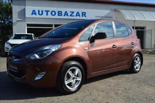 Hyundai ix20 1,4 i  ČR, TRIKOLOR, NOVÁ STK sedan benzin