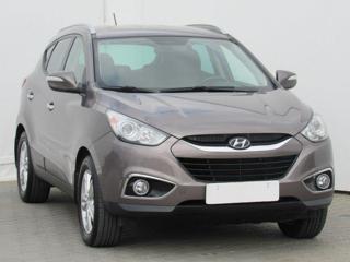 Hyundai ix35 1.7 CRDi, Serv.kniha, ČR SUV nafta