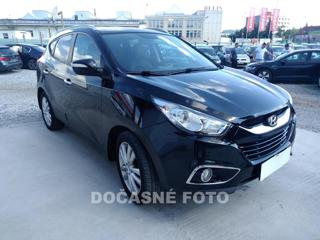 Hyundai ix35 1.7CRDi, Serv.kniha, ČR SUV nafta
