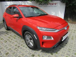 Hyundai Kona 1,0 EV  64kWh Premium Navi 1.ČR SUV elektro