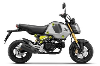Honda malé moto