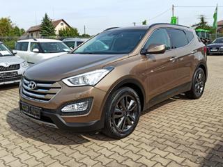 Hyundai Santa Fe 2.2CRDi-145KW-4x4-AT-NAVI-VENTIL. S SUV