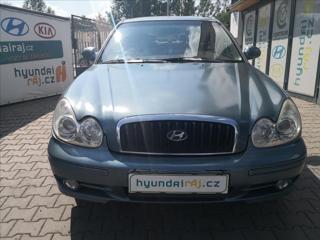 Hyundai Sonata 2,4 AUTOMAT-KLIMA-TEMPOMAT sedan benzin