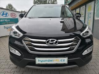 Hyundai Santa Fe 2,2 PREMIUM-PANORAMA-AUTOMAT terénní nafta